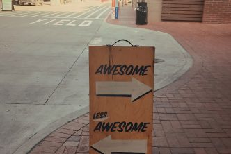 awesome and less awesome